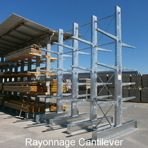 Rayonnage à Cantilever