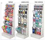 supports modulaires pour bacs plastiques